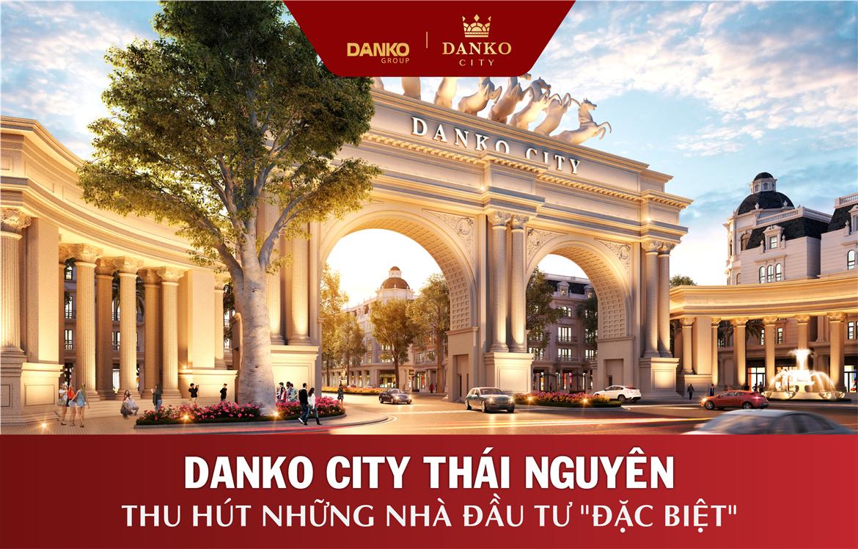 Tiến độ dự án Danko City Thái Nguyên - Ngày 10/9/2020