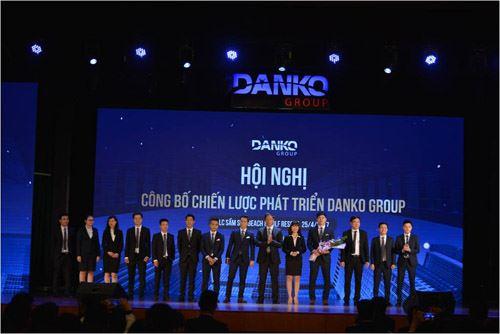Danko Group công bố bộ máy nhân sự cấp cao mới