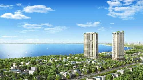 D'. El Dorado đáp ứng nhu cầu sở hữu căn hộ cao cấp gần Hồ Tây