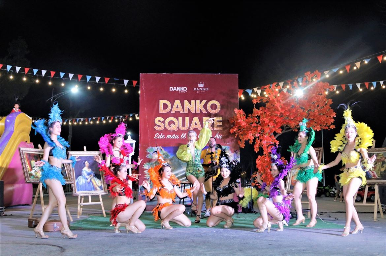 Cuối tuần vui Quên lối về tại Danko Square