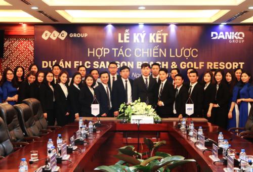 Danko Group phân phối chính thức BĐS FLC Sầm Sơn