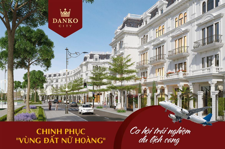 Tiến độ dự án Danko City Thái Nguyên - Ngày 25/6/2020
