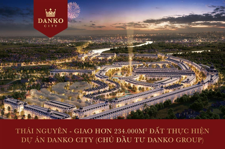 Tiến độ dự án Danko City Thái Nguyên - Ngày 3/7/2020