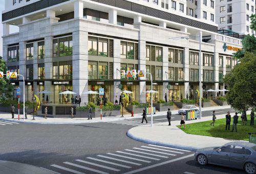 Sắp xuất hiện căn hộ giá chỉ 1 tỷ đồng cạnh Aeon Mall hà đông?