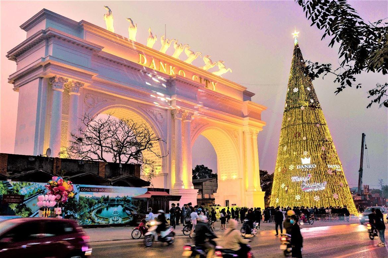 Danko Square – Điểm vui chơi mới của giới trẻ Thái Nguyên