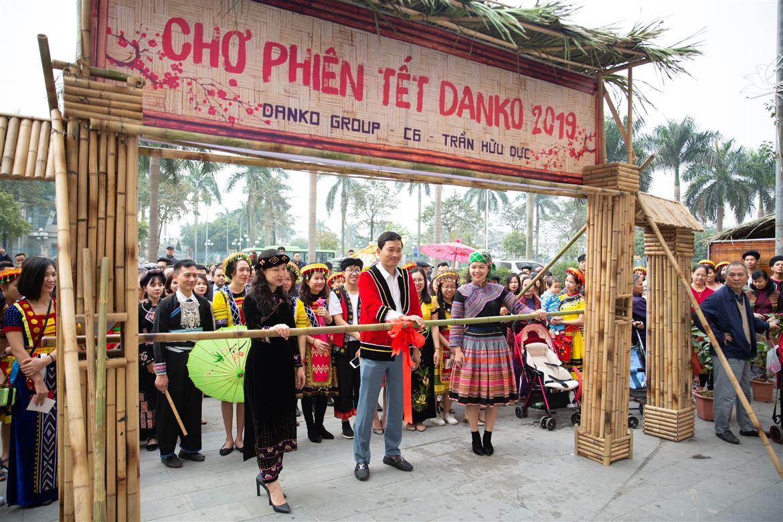 Rộn ràng Phiên chợ Vùng cao Danko 2019