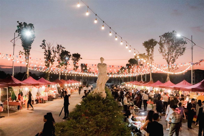 Lễ hội toả sáng không gian văn hoá Châu Âu tại Thái Nguyên