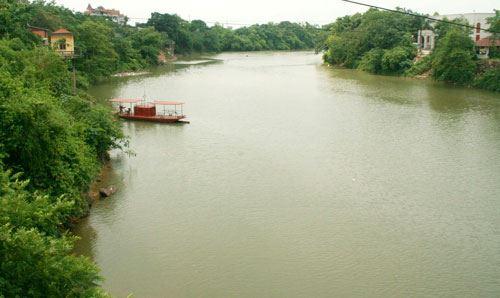 Mở rộng T.P Thái Nguyên: Lấy sông Cầu làm trục không gian đô thị