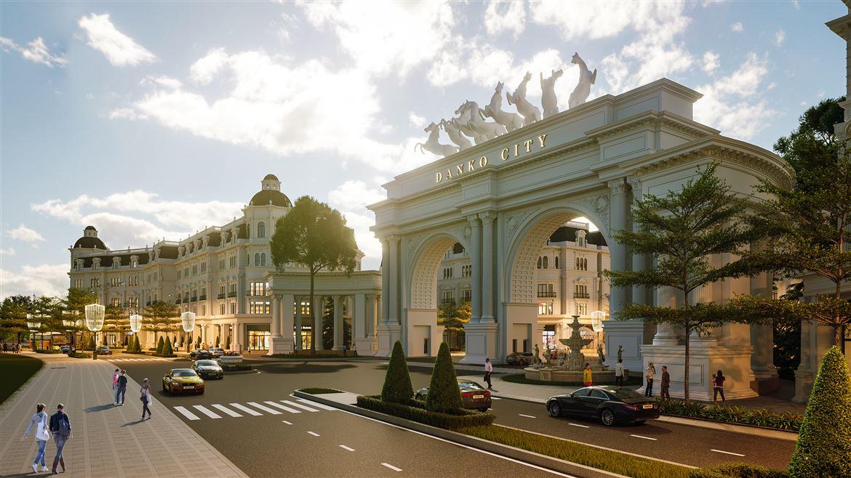 Danko City – Khu đô thị biểu tượng sống mới tại Thái Nguyên