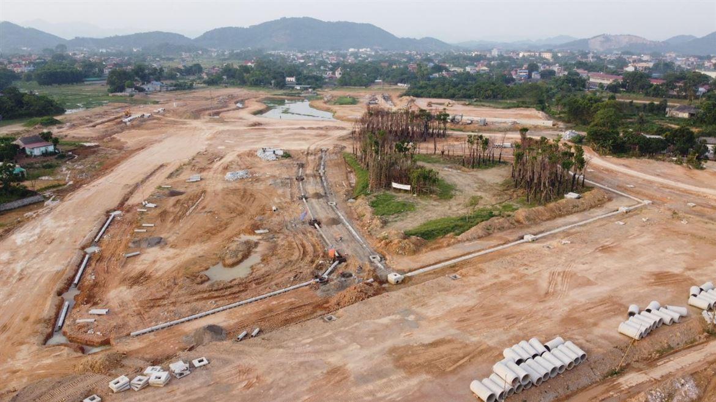 TP. Thái Nguyên: Quyết liệt giải phóng mặt bằng thực hiện dự án Khu nhà ở Cao Ngạn