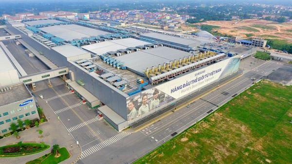 Câu chuyện Samsung và bước tiến thần tốc của Thái Nguyên