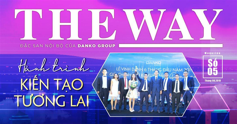 Đặc san nội bộ The Way - Số 05, tháng 8/2019 - Hành trình kiến tạo tương lai