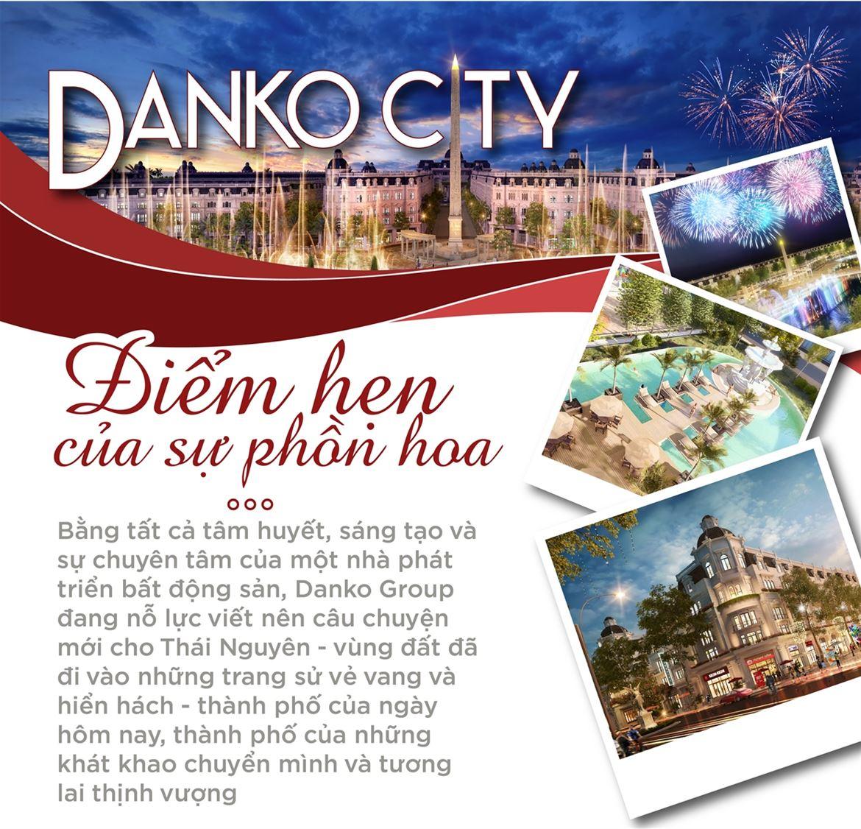 Danko City - Điểm hẹn của sự phồn hoa