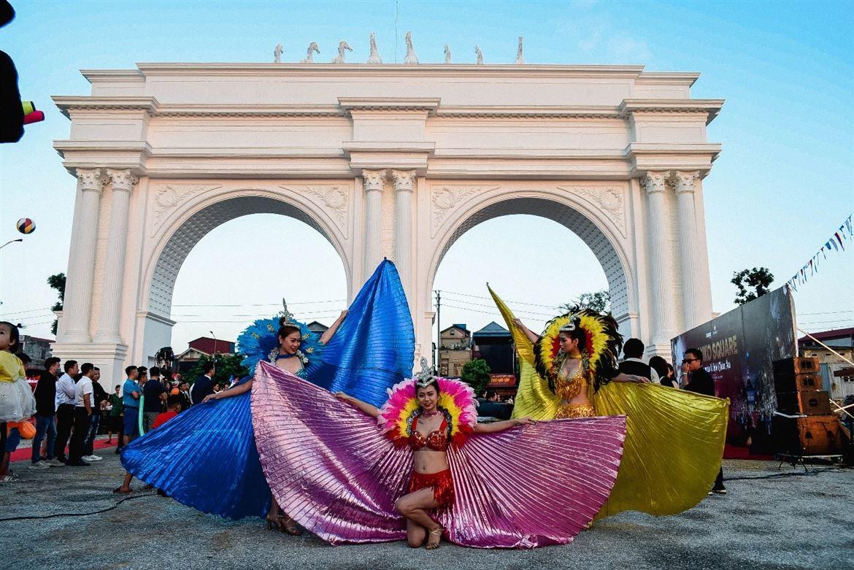 Địa điểm check-in sống ảo mới ấn tượng ở Thái Nguyên
