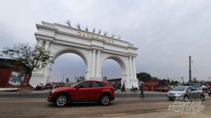 Danko City: Đang dần hoàn thiện về hạ tầng, đô thị hiện đại lộ diện