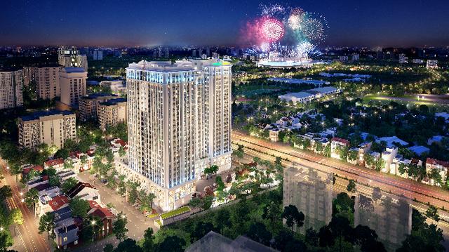 Florence Mỹ Đình – một trong những chung cư cao cấp tại trung tâm Hà Nội