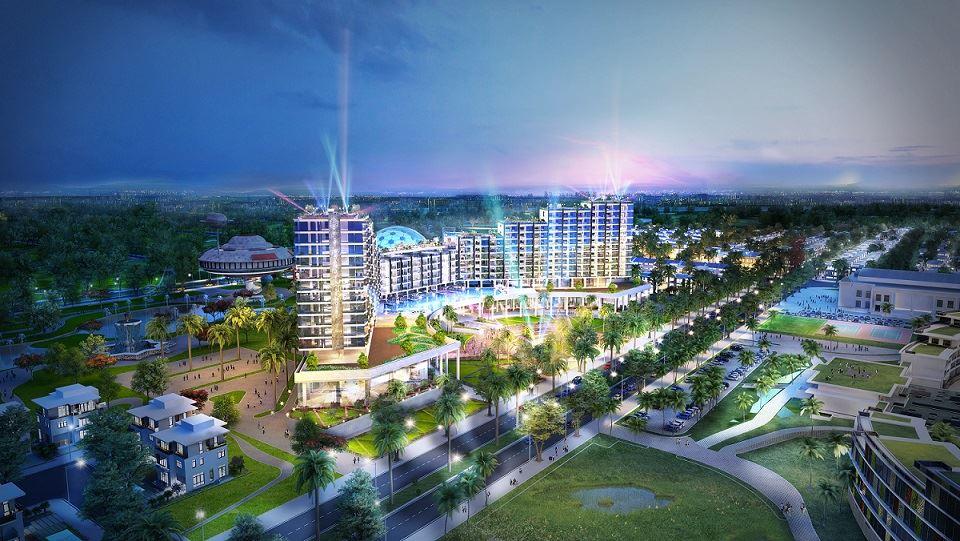 Flc grand hotel – 'viên kim cương' bên bờ biển Sầm Sơn
