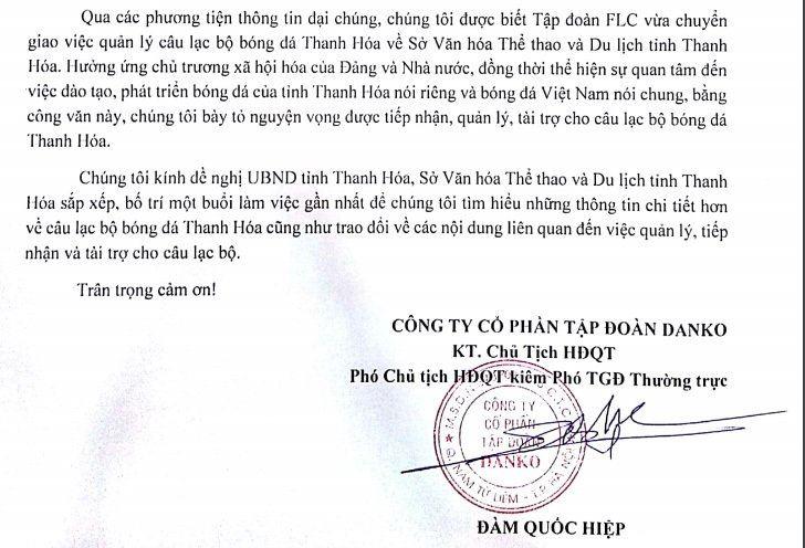 Bầu Quyết rút lui, Thanh Hoá sắp có chủ mới