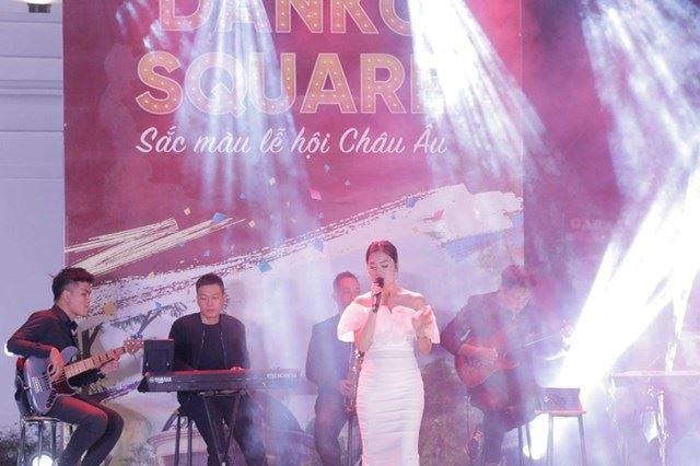 Danko Square – Rực rỡ lễ hội mùa đông tỏa sáng không gian văn hóa Châu Âu giữa lòng Thành phố Thái Nguyên