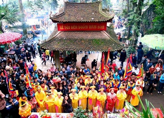 Khám phá những lễ hội văn hóa đặc sắc ở Thái Nguyên