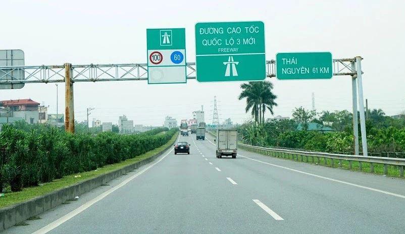 Thái Nguyên chi 3.070 tỷ đồng đầu tư loạt dự án giao thông mới, có đường gom cao tốc Hà Nội - Thái Nguyên