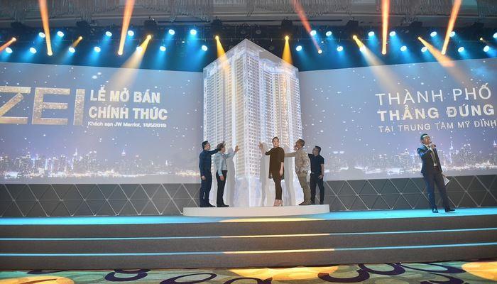 HD Mon mở bán dự án The Zei: Gần 200 giao dịch thành công