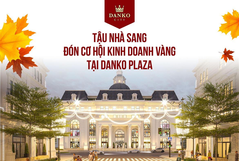Tiến độ dự án Danko City Thái Nguyên - Ngày 24/9/2020