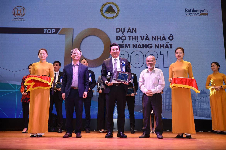 Dự án Danko City Thái Nguyên của Danko Group vào top 10 dự án đô thị và nhà ở tiềm năng nhất 2021