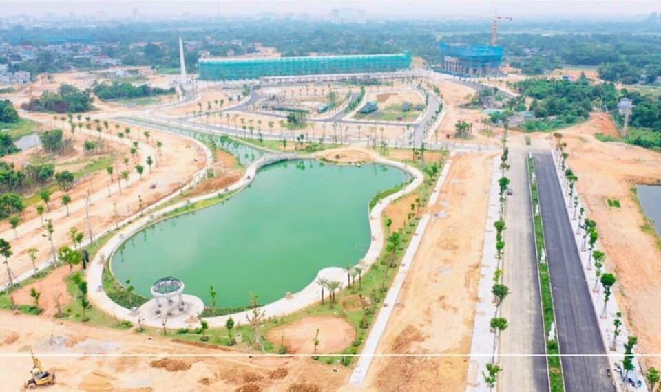 Danko City hoàn thiện 80% hạ tầng chỉ sau 2 năm triển khai thi công