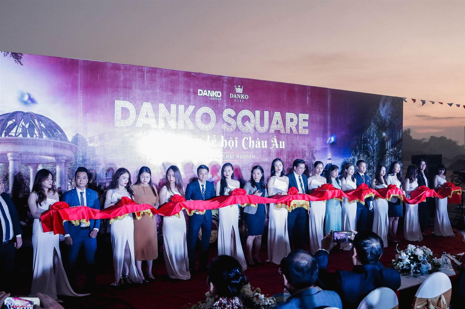 Danko Square - Sắc màu lễ hội châu Âu - Ngày khai mạc 10/10/2020