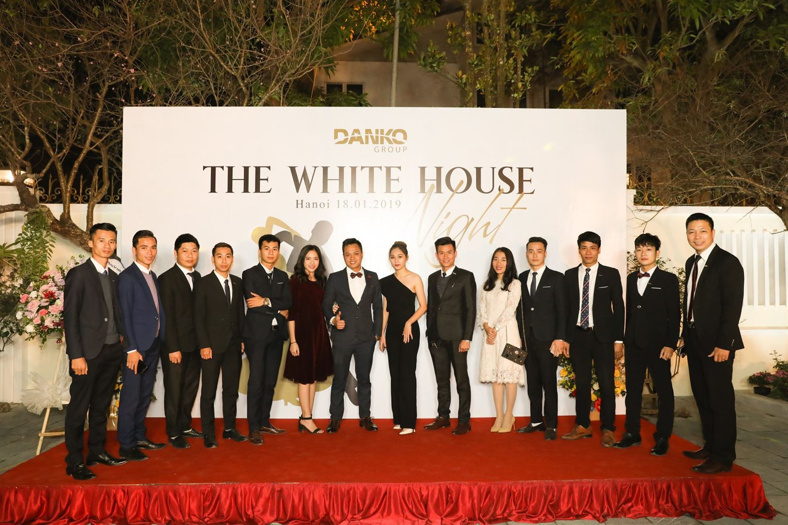 The White House Night