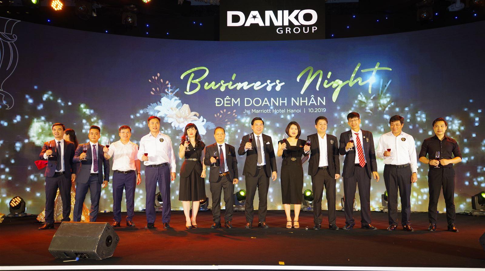 BUSINESS NIGHT - Đêm Doanh nhân - 12/10/2019